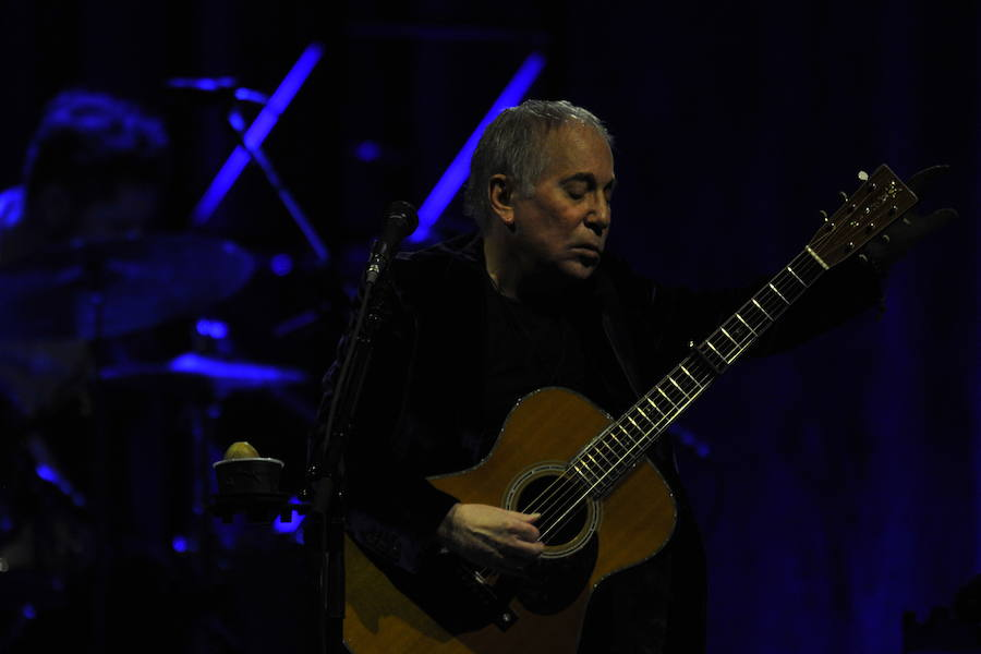 Paul Simon seduce al BEC