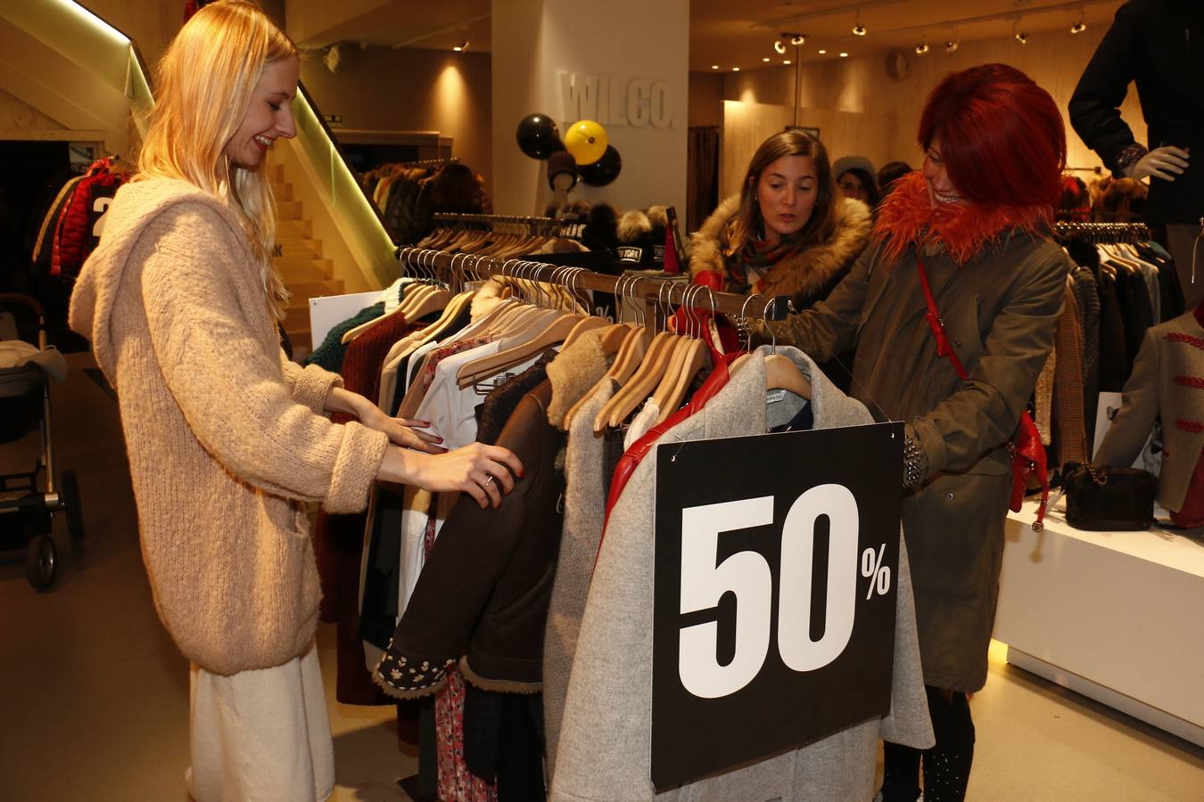 El 'Black Friday' cautiva a los vitorianos