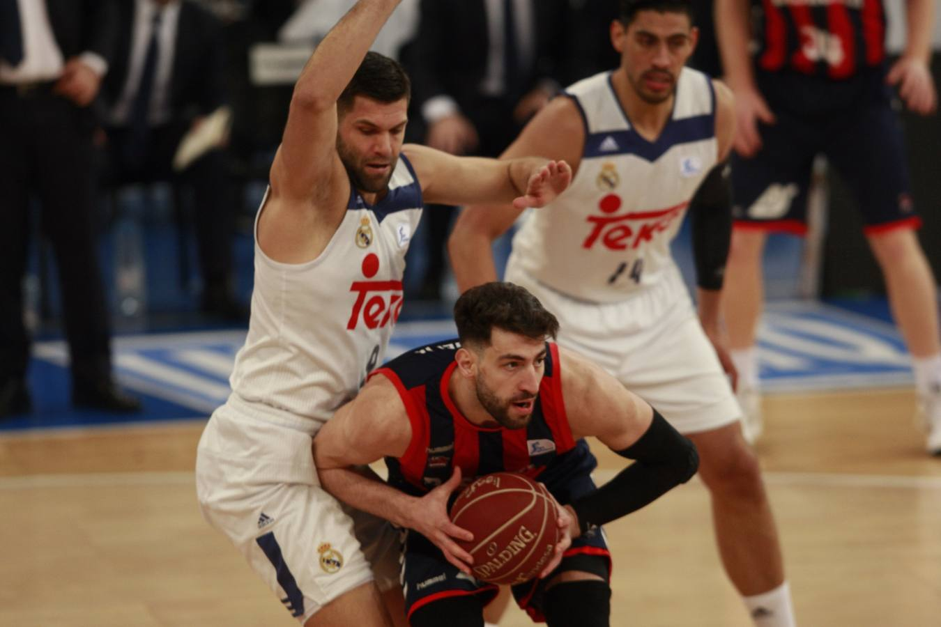 Baskonia - Real Madrid