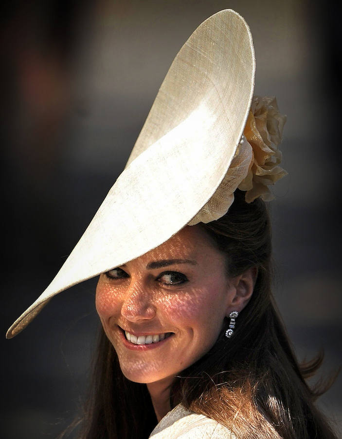 Kate Middleton, sus mejores imágenes