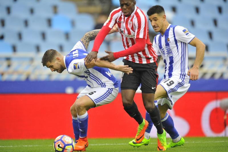 Williams se hace centenario con el Athletic