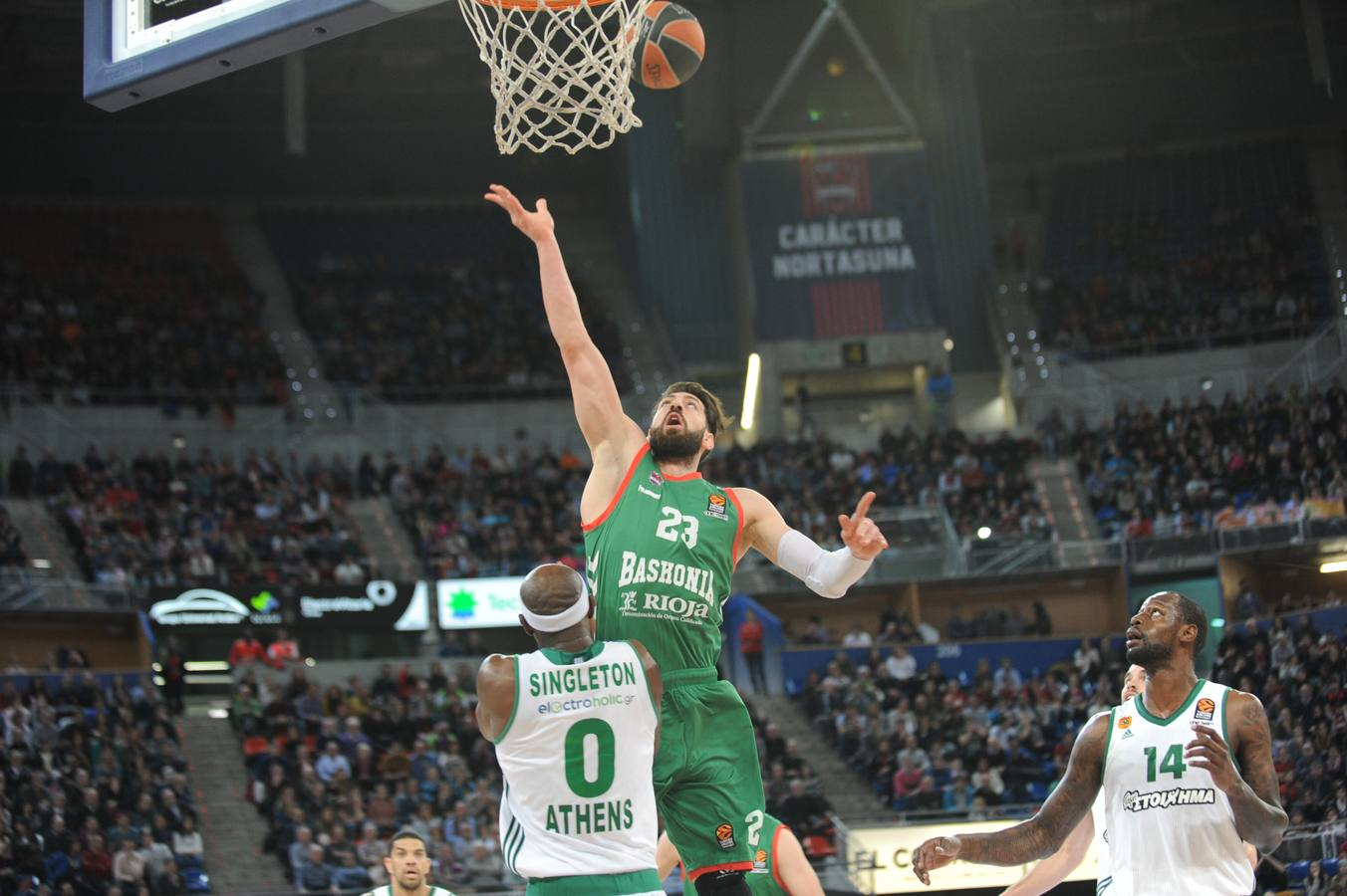 Baskonia- Panathinaikos