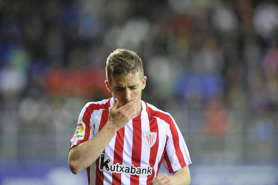 Muniain, al estilo Messi