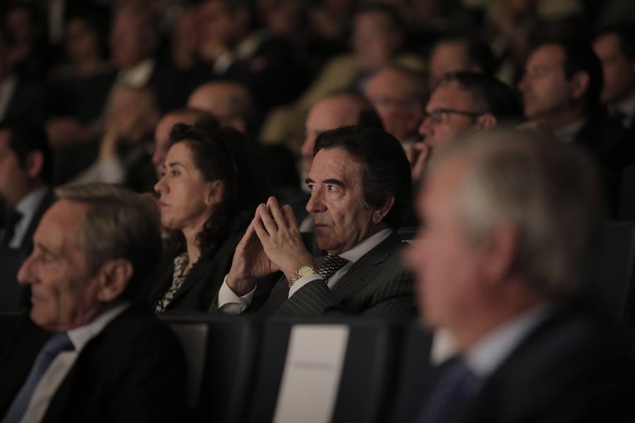 Vocento reúne a Felipe González, José María Aznar y José Luis Rodríguez Zapatero