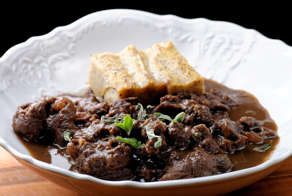 Chocolate con carne
