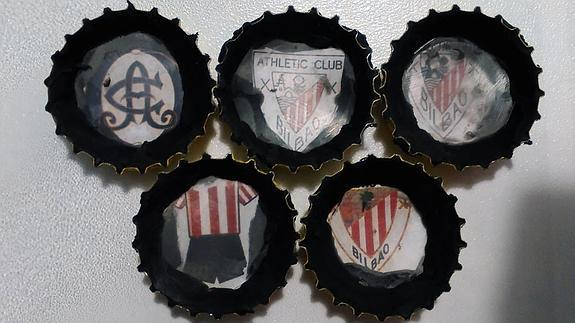 Iturris dedicados al Athletic.