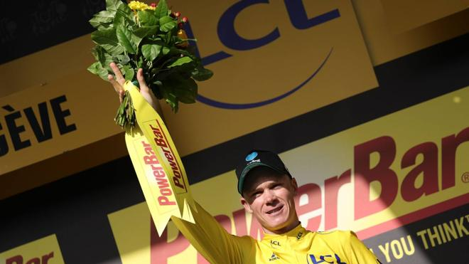 Froome no es Armstrong