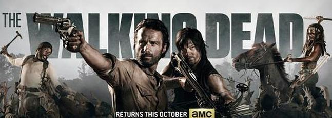 Primeras im�genes de la nueva temporada de 'The Walking Dead'