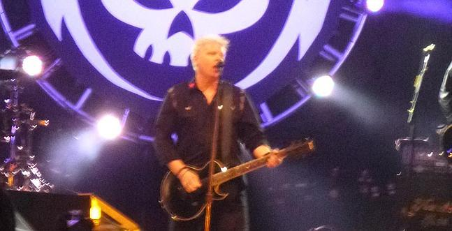 En Vivo 2013: The Offspring se hace de rogar