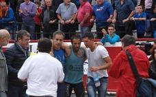 Apuesta dramática entre Txikon y Larrañaga