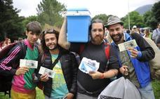 Guía práctica Bilbao BBK Live 2017: cómo llegar, camping y mapa del recinto