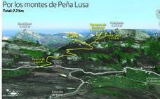 Rutas de montaña: Becerril (1.454 m.)