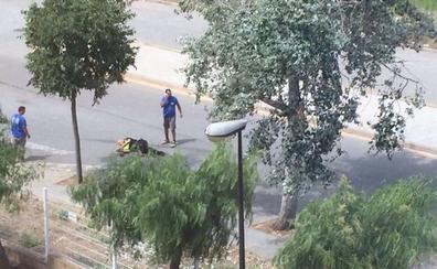 Detenido tras disparar a dos policías en la localidad barcelonesa de Gavà
