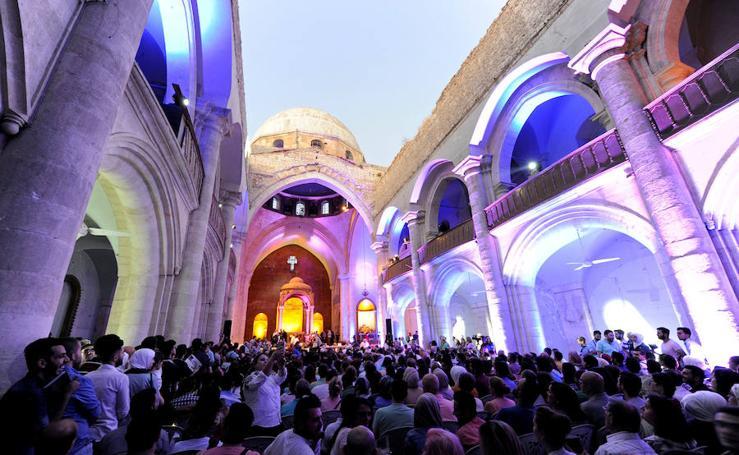 Música en Alepo para aliviar el dolor de la guerra