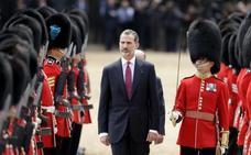 Felipe VI alienta una fórmula para todos sobre Gibraltar