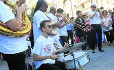 El jazz genuino se pasea por las calles de Vitoria