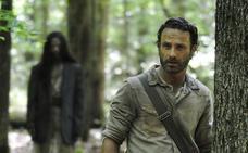 Suspenden el rodaje de 'The Walking Dead' por la muerte de un especialista