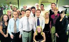 'The office', la alegría de ir a la oficina