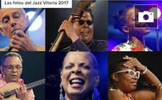 La mirada más personal al Festival de Jazz de Vitoria 2017