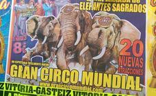 El Circo Mundial garantiza que no habrá animales en su espectáculo en Vitoria