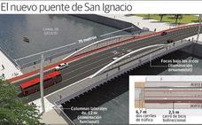 Cambian el concurso del segundo puente de Zorrozaurre tras el fiasco del canal