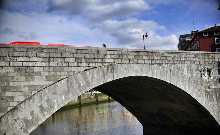 Bilbao, de puente a puente