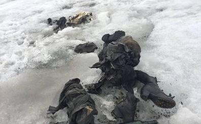 Hallan los cadáveres de una pareja que desapareció hace 75 años en Suiza