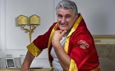 Romay: «En un despacho los partidos son más largos»