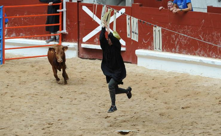 El Gran Prix sustituye a los toros en Vitoria