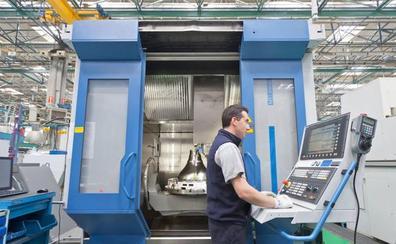 El empleo industrial vasco aún mantiene el tipo