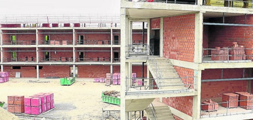 Educación terminará en febrero el instituto Zabalgana y antes empezará Errekabarri