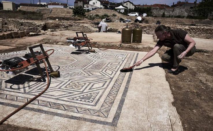 Una pompeya en las Galias