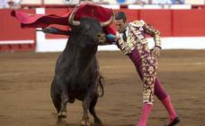 José Mari Manzanares se cae el cartel taurino de Aste Nagusia
