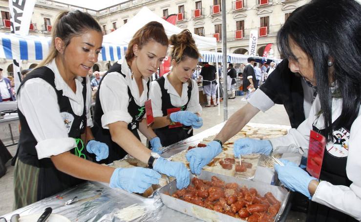 Concurso gastronómico de cuadrillas