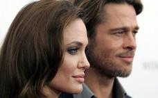 Angelina Jolie y Brad Pitt paralizan su divorcio