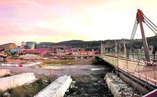 La obra del canal de Deusto se encarece en 700.000 euros tras la renuncia de la constructora elegida