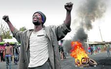 «En Kibera la gente se mata por menos de dos euros»