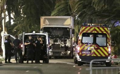 Ocho atentados con atropello en el último año en Europa