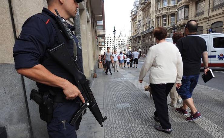 Arranca esta tarde una Aste Nagusia marcada por el reto de la seguridad