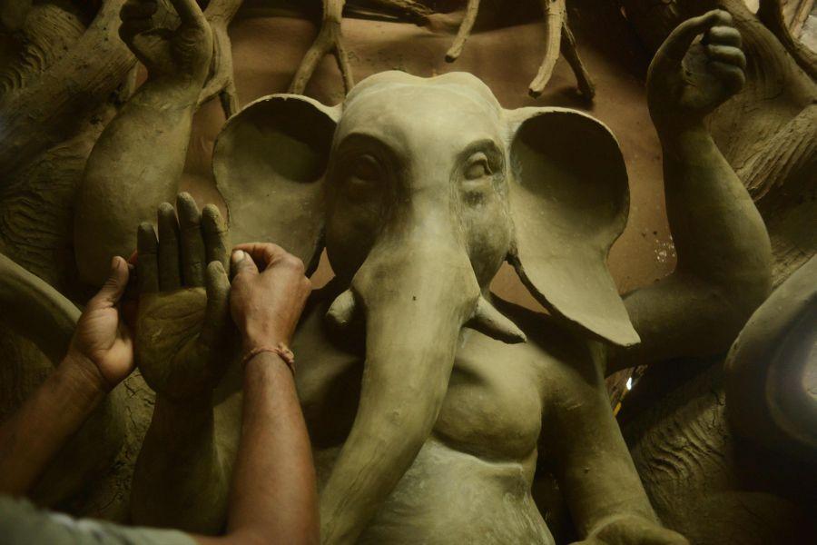Ganesh, el dios elefante