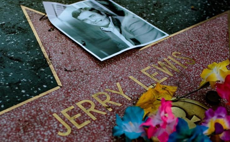 Jerry Lewis, maestro de la comedia