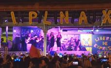 Concierto de Pinpilinpauxa en Aste Nagusia 2017: Azúcar Moreno colapsa El Arenal