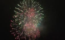 Los italianos Martarello iluminan la noche de Bilbao