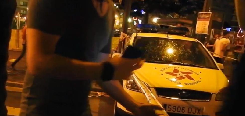 Numerosos robos con violencia de carteras y móviles en la Aste Nagusia