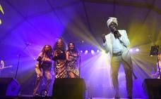 Concierto de Boney M. en Aste Nagusia 2017: Fiebre del sábado noche
