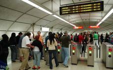 Metro Bilbao registró 2,2 millones de viajes durante la Aste Nagusia 2017