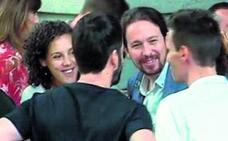 La renuncia de Nagua Alba pilla a contrapié a los sectores críticos de Podemos Euskadi