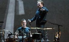 El nuevo álbum de U2 está listo tras los ajustes por el efecto Trump