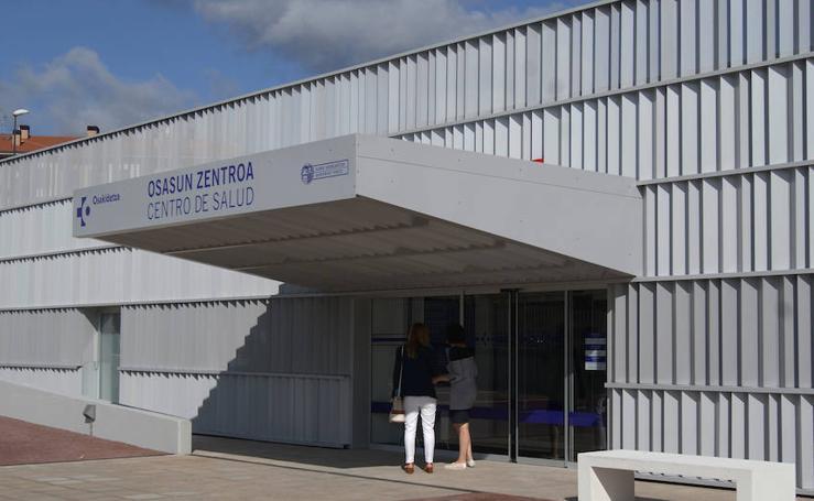Amurrio inaugura su nuevo centro de salud