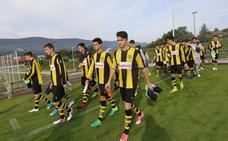 Alaña celebra el «buen empujón» de los 5 goles del Basconia al Balmaseda